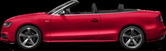 2017 Audi S5 Cabriolet 3.0T Technik