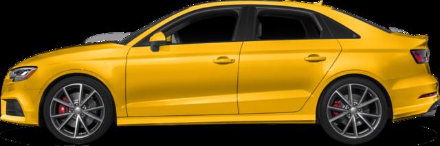 2017 Audi S3 Sedan 2.0T Progressiv