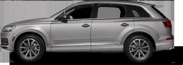 2017 Audi Q7 SUV 3.0T Technik