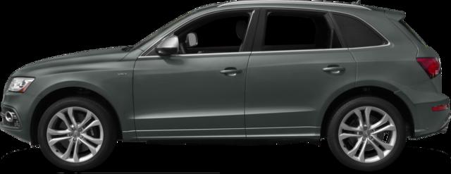 2017 Audi SQ5 SUV 3.0T Progressiv