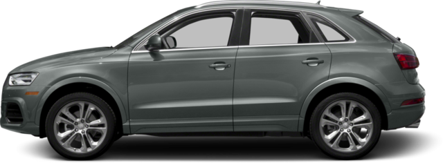 2017 Audi Q3 SUV 2.0T Progressiv