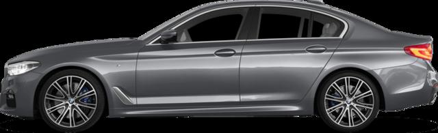 2017 BMW 540i Sedan xDrive