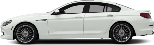 2017 BMW ALPINA B6 Gran Coupe Berline de base