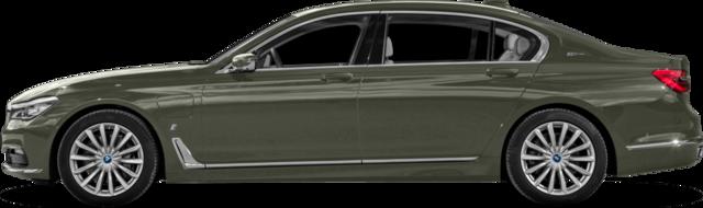 2017 BMW 740Le Sedan xDrive