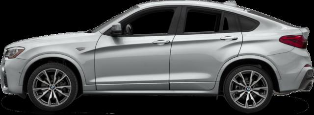 2017 BMW X4 SUV M40i