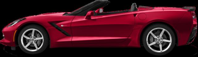 2017 Chevrolet Corvette Convertible Stingray