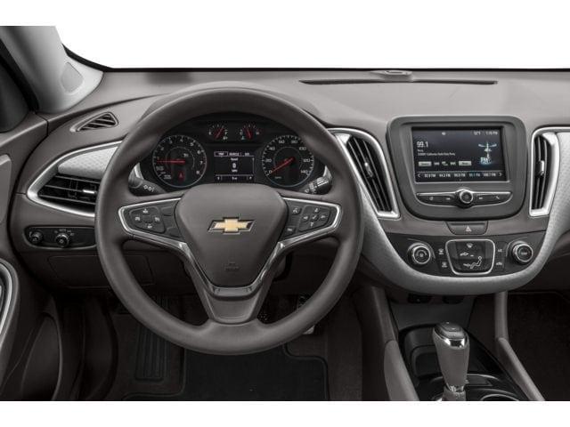 2017 Chevrolet Malibu Sedan