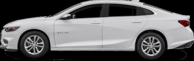 2017 Chevrolet Malibu Sedan LT w/1LT