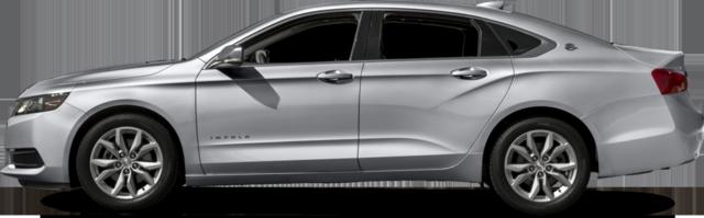 2017 Chevrolet Impala Sedan LT CNG 3LT
