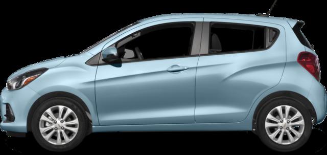 2017 Chevrolet Spark Hatchback 1LT CVT