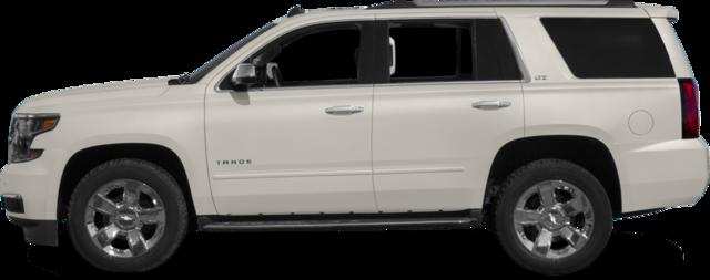 2017 Chevrolet Tahoe VUS véhicule de police