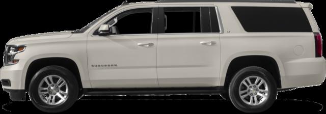 2017 Chevrolet Suburban 3500HD SUV LT