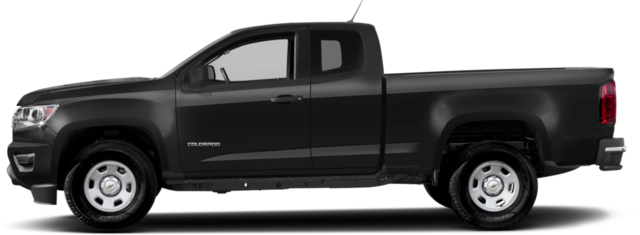 2017 Chevrolet Colorado Truck Base