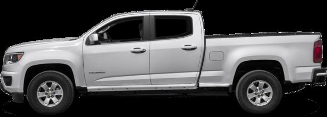 2017 Chevrolet Colorado Truck WT