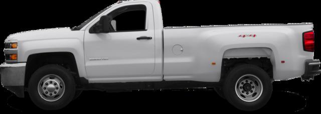2017 Chevrolet Silverado 3500HD Camion WT
