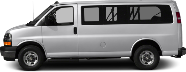2017 Chevrolet Express 2500 Fourgon LS 1LS