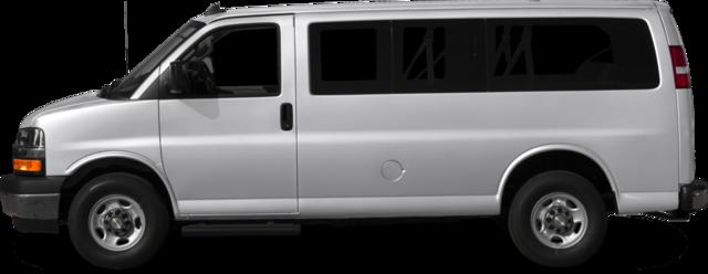2017 Chevrolet Express 2500 Fourgon LT 1LT