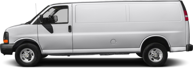 2017 Chevrolet Express 3500 Fourgon 1WT