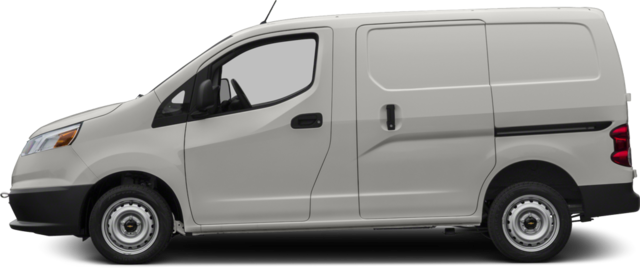 2017 Chevrolet City Express Fourgon 1LS