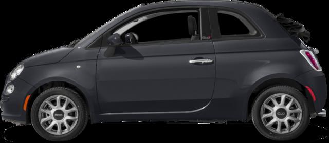 2017 FIAT 500c Cabriolet Pop