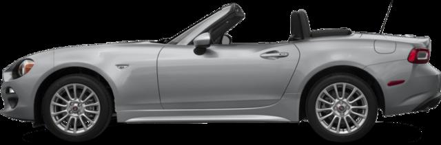 2017 FIAT 124 Spider Cabriolet Classica