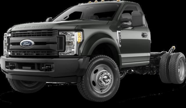 2017 Ford F550 châssis Camion XL