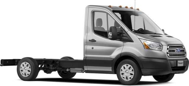 2017 Ford Transit-250 Cutaway Truck