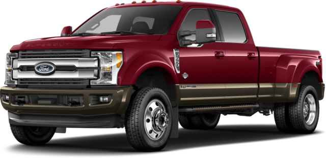 2017 Ford F-450 Camion King Ranch