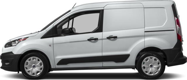 2017 Ford Transit Connect Van XL w/Single Sliding Door