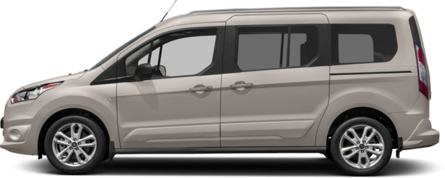 2017 Ford Transit Connect Wagon XLT w/Rear Liftgate