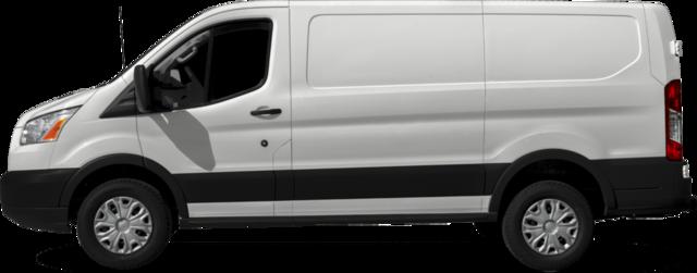 2017 Ford Transit-250 Van w/60/40 Pass-Side Cargo-Doors