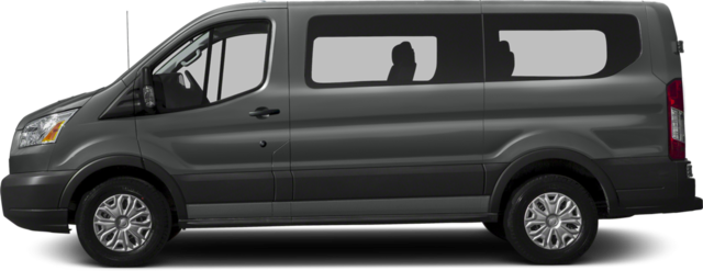 2017 Ford Transit-350 Wagon XL w/60/40 Pass-Side Cargo-Doors