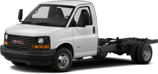 2017 GMC Savana Cutaway Truck 3500 1WT