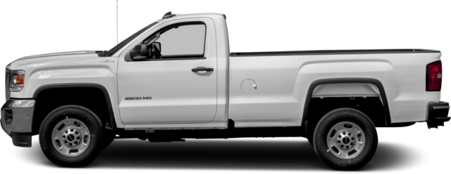 2017 GMC Sierra 2500HD Truck Base