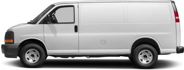 2017 GMC Savana 2500 Van Work Van