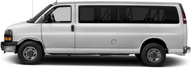 2017 GMC Savana 3500 Fourgon LS