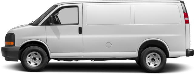 2017 GMC Savana 3500 Van Work Van