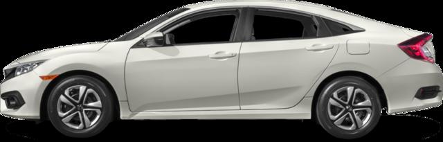 2017 Honda Civic Berline LX avec Honda Sensing