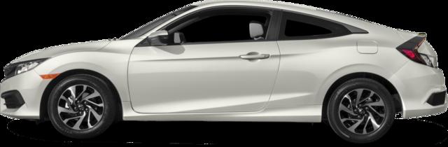 2017 Honda Civic Coupe LX w/Honda Sensing