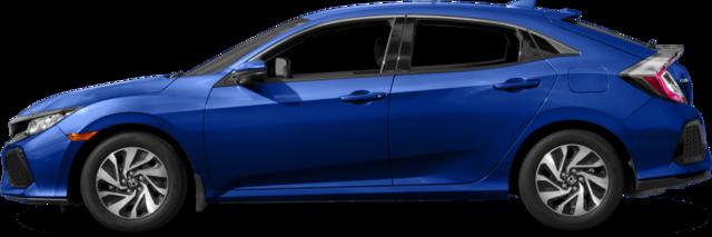 2017 Honda Civic Hatchback LX avec Honda Sensing