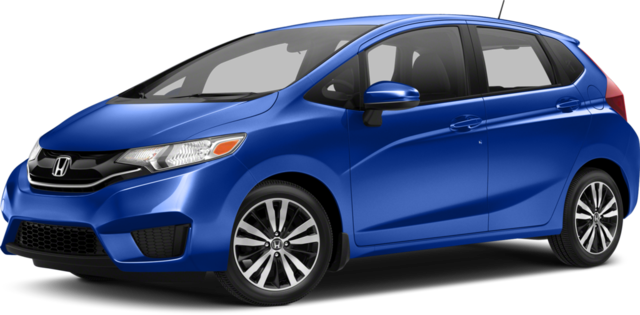 2017 Honda Fit Hatchback SE