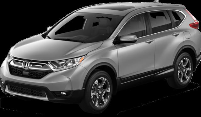 2017 Honda CR-V SUV EX-L (CVT)