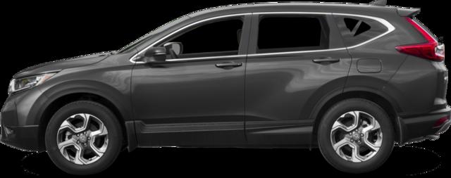 2017 Honda CR-V SUV EX-L