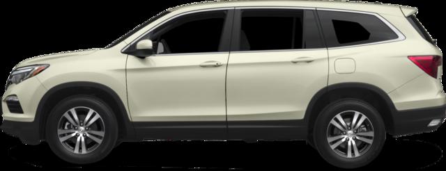 2017 Honda Pilot SUV EX