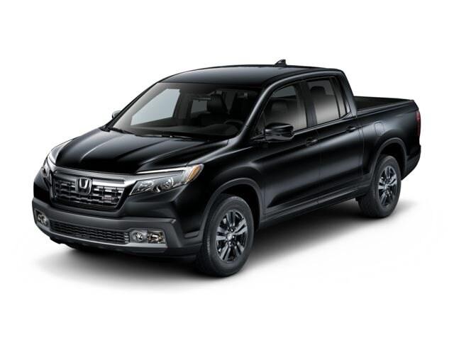 2017 Honda Ridgeline Truck