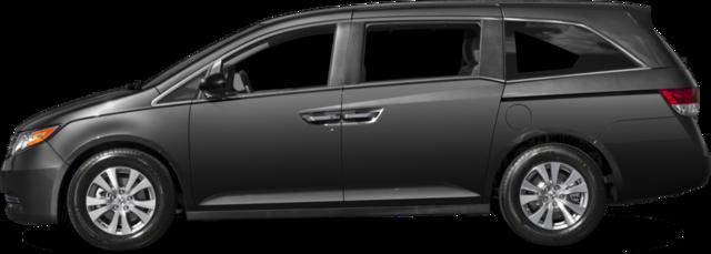 2017 Honda Odyssey Van EX w/RES