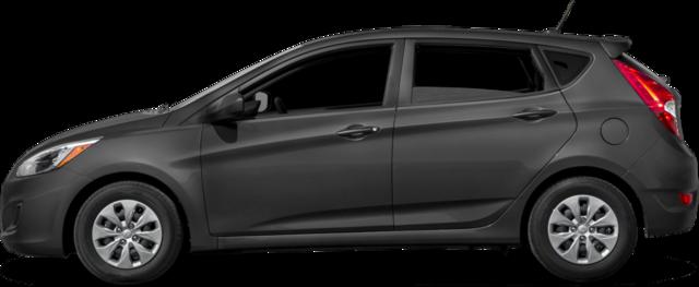 2017 Hyundai Accent Hatchback GL