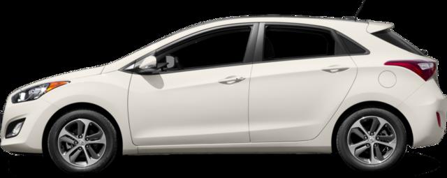 2017 Hyundai Elantra GT Hatchback GLS Tech