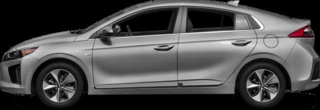 2017 Hyundai Ioniq EV Hatchback SE