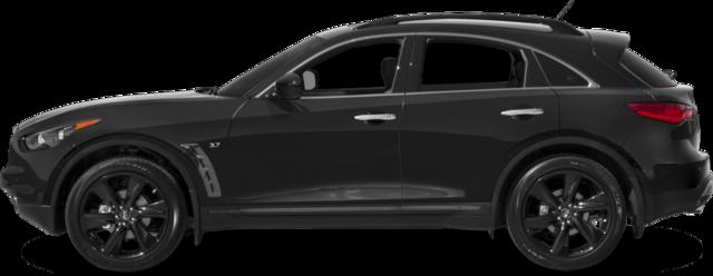 2017 INFINITI QX70 SUV Sport